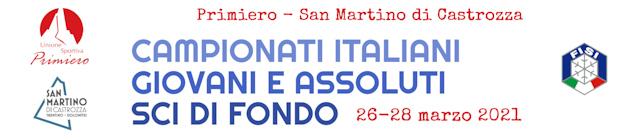Campionati Italiani sci di fondo